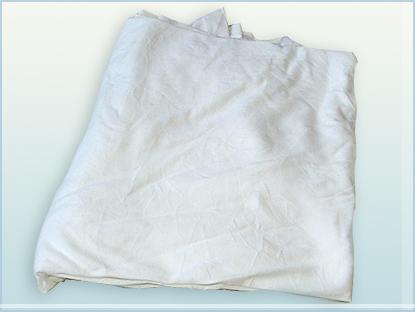 Paños de Algodón Yersina Blanca